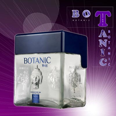 BOTANIC( London Dry Gin)